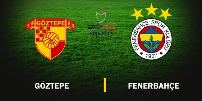 Göztepe Fenerbahçe maçı ne zaman şifresiz hangi kanalda