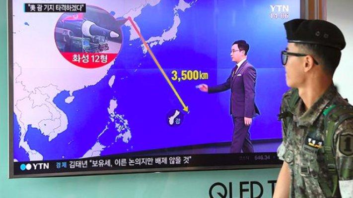 Kuzey Kore ABD'yi Vuracağı Tarihi Verdi