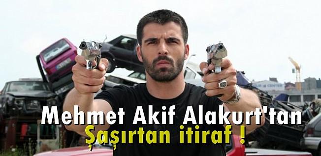 Mehmet Akif Alakurt'tan Şaşırtan Adanalı İtirafı