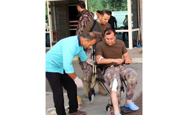 Özel Harekat Polisi Mehmet Onur Eker'den Duygulandıran Davranış