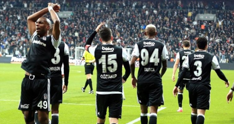 Şampiyonlar Ligi'nden Beşiktaş'a 144 milyon lira
