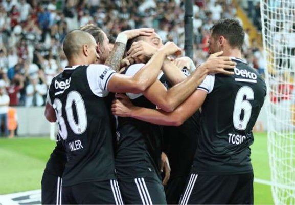 Şampiyonlar Ligi'nden Beşiktaş'a 28 milyon Euro