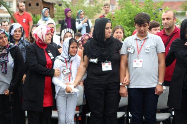 Şehit Astsubay Kıdemli Başçavuş Ferhat Gedik İçin Tören Düzenlendi
