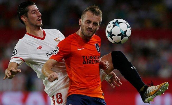 Sevilla - Başakşehir : 2-2