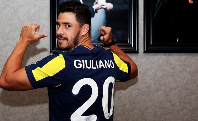 Trabzonspor Giuliano için FIFA'da