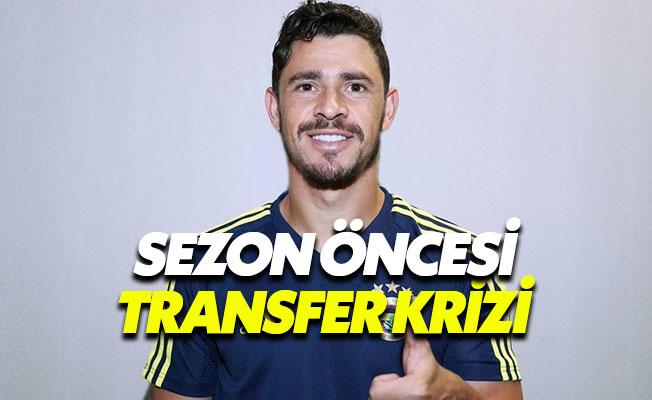 Trabzonspor ile Fenerbahçe Giuliano için FIFA'lık oldu