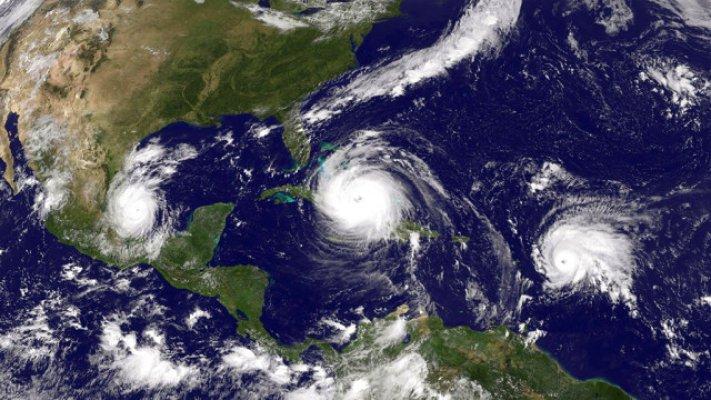 ABD'ye İki Yeni Kasırga Geliyor