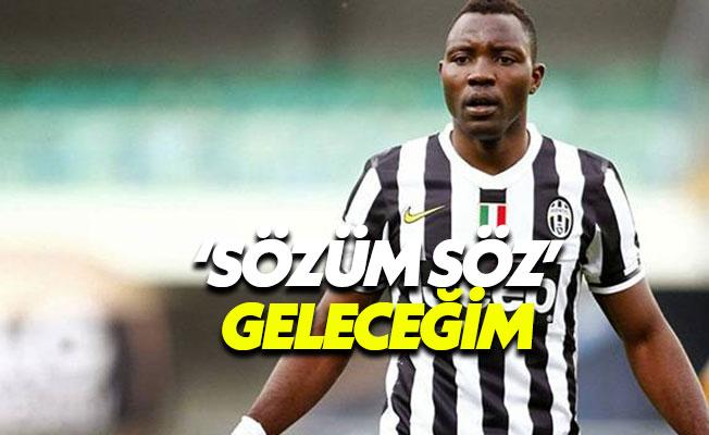 Asamoah'tan Galatasaray'a güzel haber