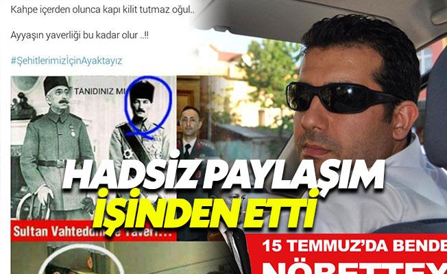 Atatürk'e hakaret eden Kocaeli Belediyesi çalışanı kovuldu