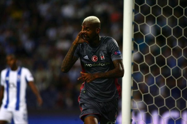 Beşiktaş Porto'da galip 1-3