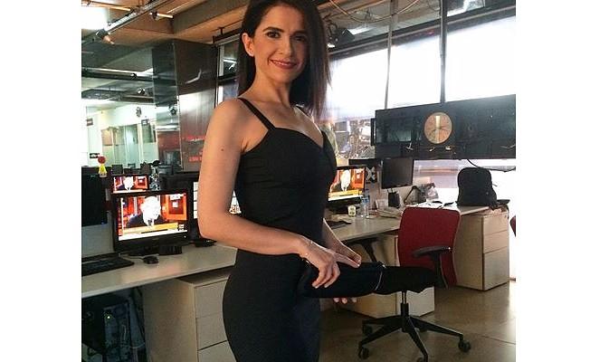 CNN Türk Sunucusu Semiha Şahin'den Skandal