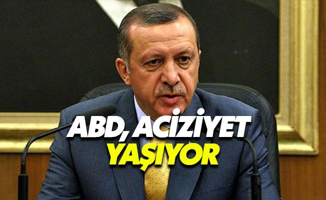 Cumhurbaşkanı Erdoğan'dan ABD'ye koruma tepkisi