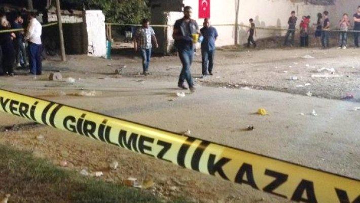 Düğün magandası Konya'da dehşet saçtı: 5 yaralı