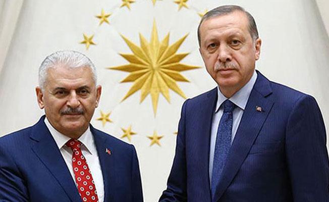 Erdoğan ve Yıldırım arasındaki TEOG zirvesi sona erdi