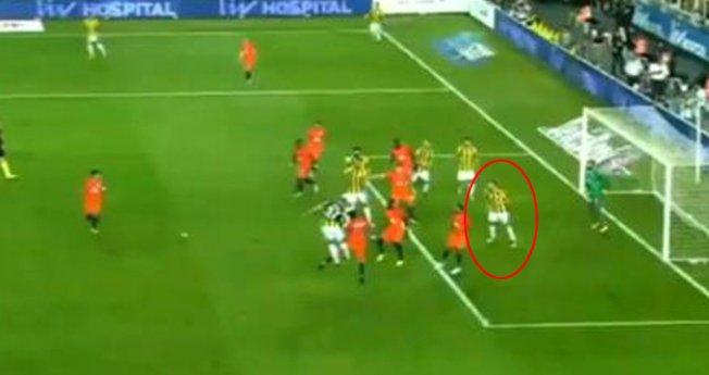 Fenerbahçe'nin ofsayt golü tartışma yarattı