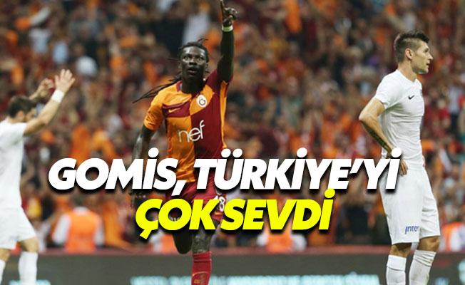 Galatasaray, Gomis'le kükredi