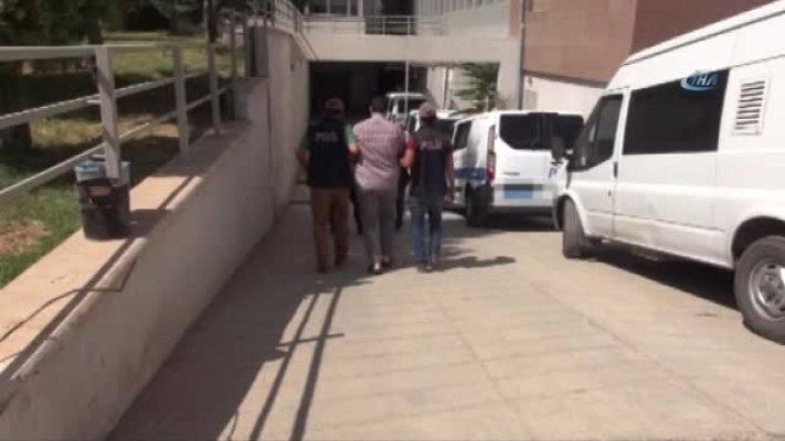 Gaziantep'te DEAŞ'lı Terörist Yakalandı