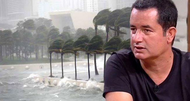 Irma Kasırgası Acun Medya'yıda Vurdu