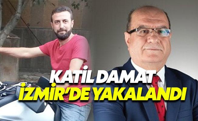 Kadir Demirel'i öldüren damadı yakalandı