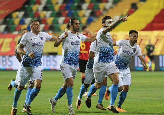 Trabzonspor'un gençleri revaçta: 3-1