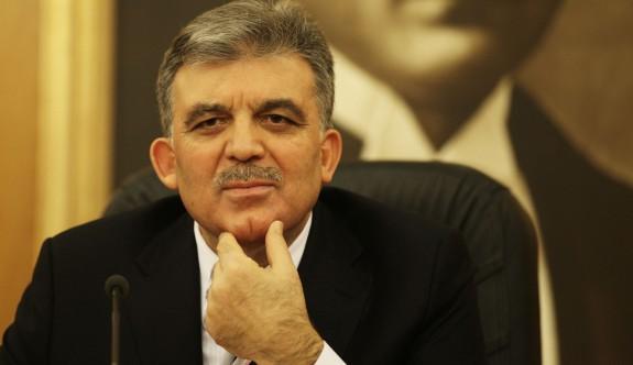 Abdullah Gül'ün basın açıklamaları silindi