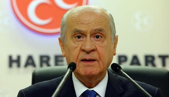 """MHP Genel Başkanı Bahçeli: """"Darbecilerin geleceği varsa görecekleri de var"""""""