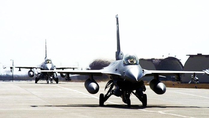 Almanya Uçaklarına  Onay