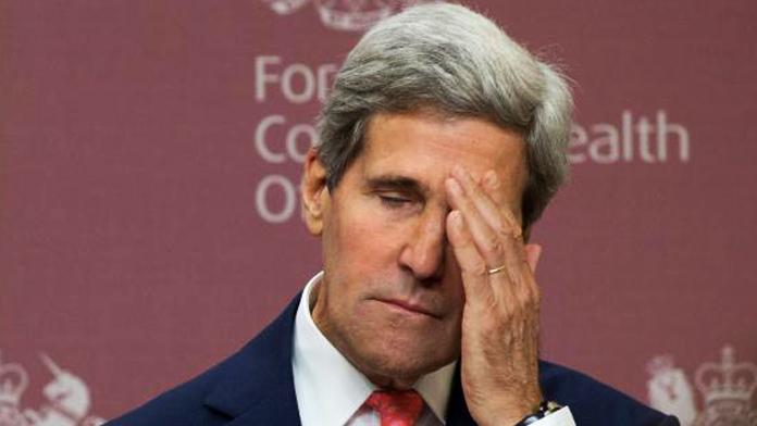 John Kerry 'den Şaşırtan Açıklama