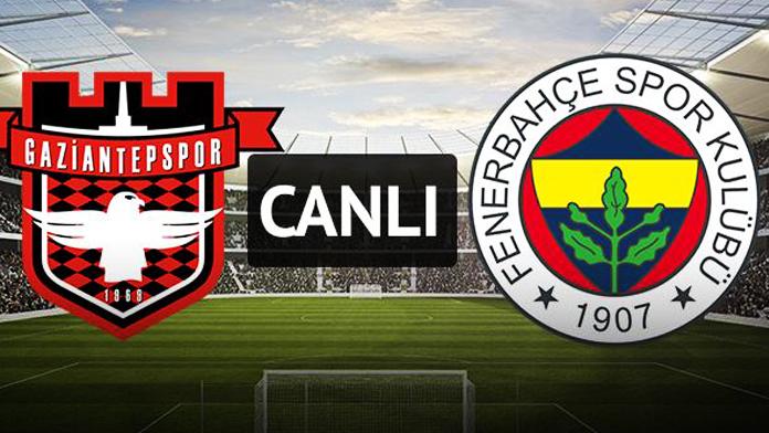 Gaziantepspor 2 -2 Fenerbahçe