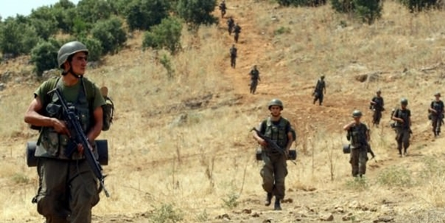 PKK'ya büyük operasyon .! 11 terörist öldürüldü !