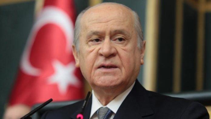 MHP'den Devlet Bahçeli açıklaması