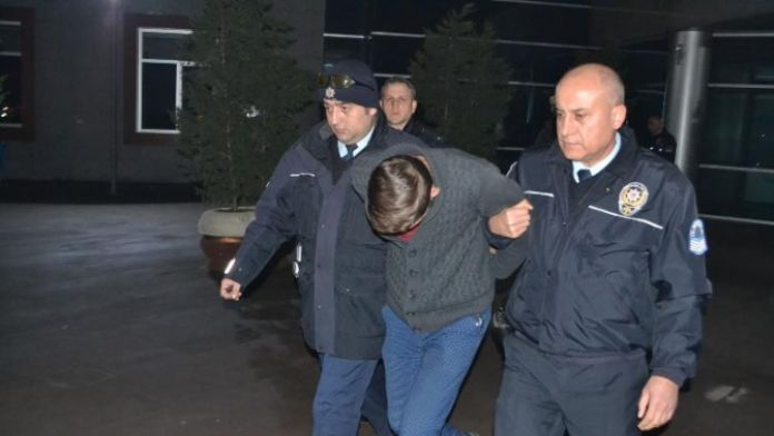 Seri hırsız tutuklandı