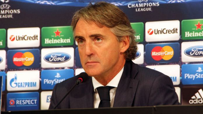 Mancini'ye şok