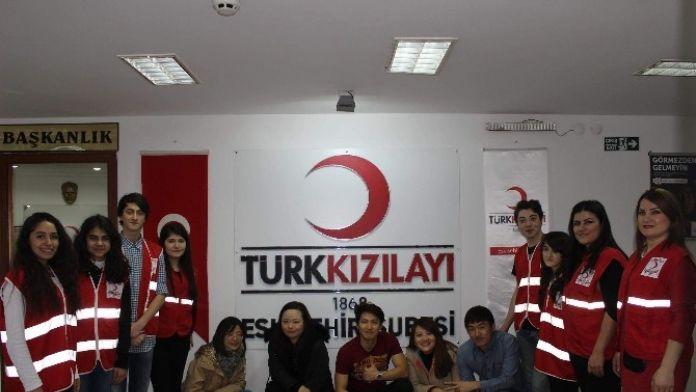 'Sporla Enerjini, Kızılay'la Geleceğini Hazırla' Projesi Sona Erdi