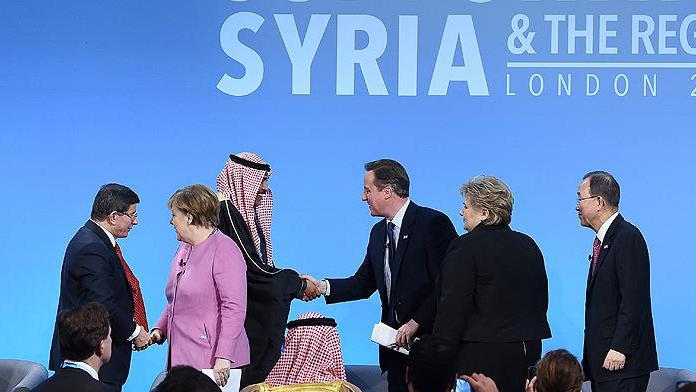 Suriye'deki kriz masada !