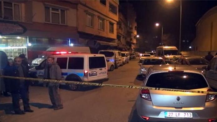 Gaziantep'te gece katliam yaşandı