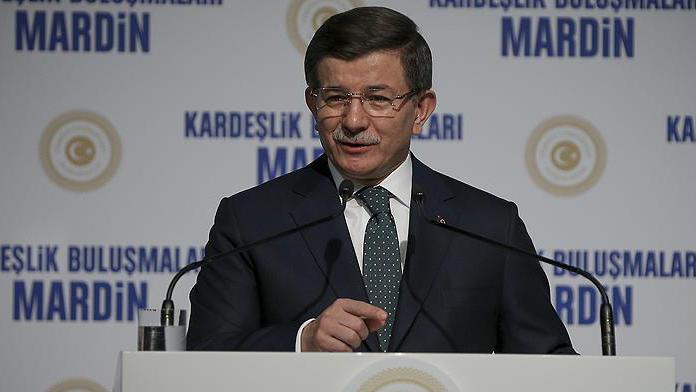 Başbakan Mardin'de çözüm sürecini değerlendirdi