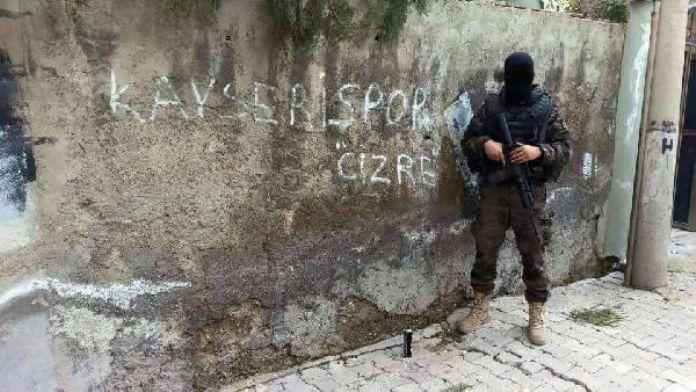 Sosyal medyada 'Kayserispor Cizre' pozu