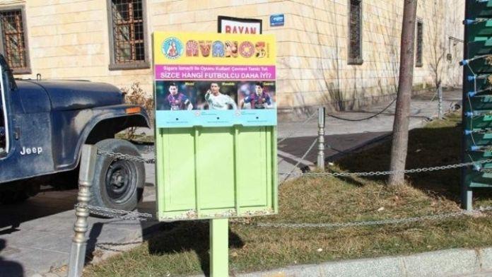 Avanos Belediyesi'nden İlginç Uygulama