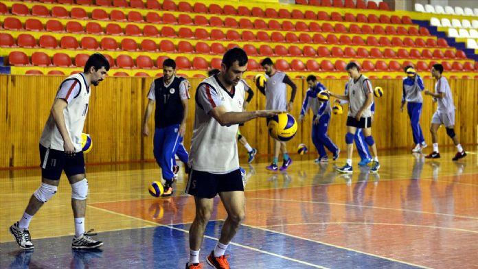 Tokat Belediye Plevnespor Antrenörü Savigne: