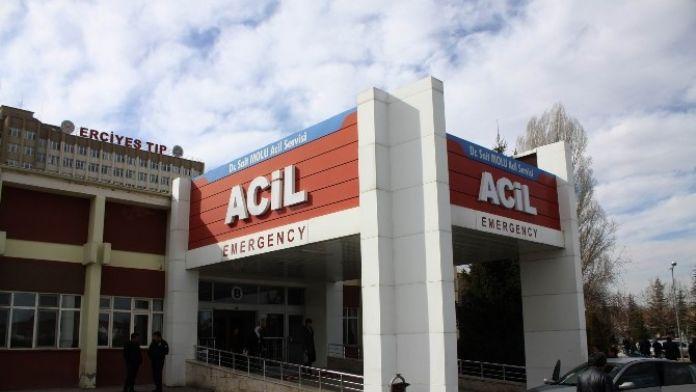 Karbonmonoksit Gazından Zehirlenen 2 Kişi Hastaneye Kaldırıldı