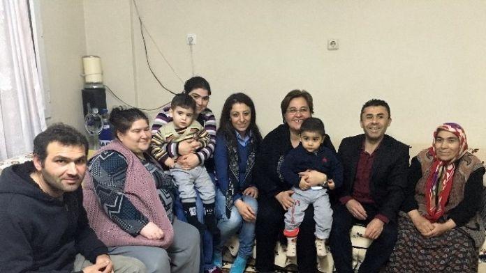 Başkan Pekdaş'tan Gültepe'ye Spor Salonu Müjdesi