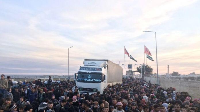 Halep'ten Kaçanlar İçin AFAD Nüfus Hareketi Yönetim Sistemi Hazır