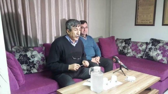 Türk Ocağı Sohbetlerine Doç. Dr. Mehmet Akif Okur Konuk Oldu