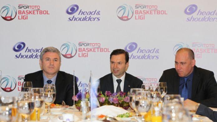 Spor Toto Basketbol Ligine yeni sponsor