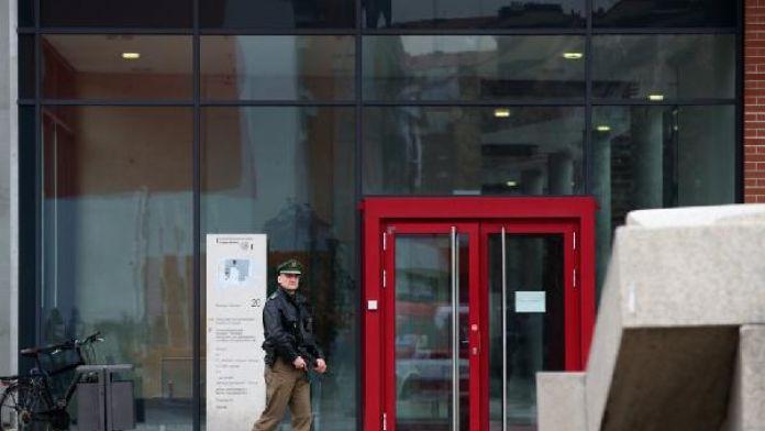 Polise gönderilen imzasız ihbar mektubu Erlangen- Nürnbenrg Üniversite'sinde panik yarattı
