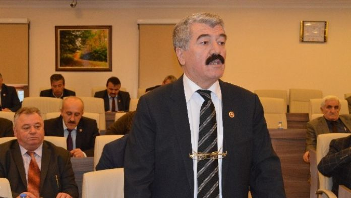 MHP Grup Başkanı Çıvgın'dan Köy Nüfusuna Taşımalı Eğitim Tepkisi;