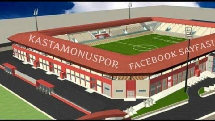 Kastamonuspor Taraftarları 'Modern Stad' İstiyor