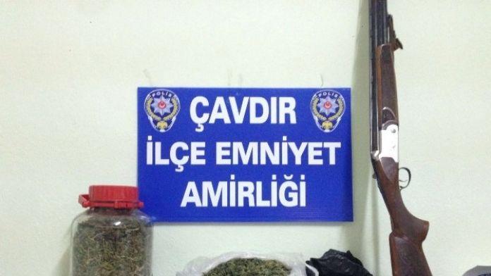 Burdur'da Kenevir Operasyonu