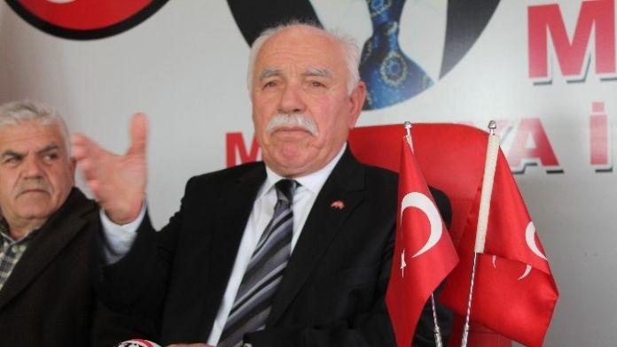 Malatya Belediye Başkanı Mehmet Başkan Erdem: